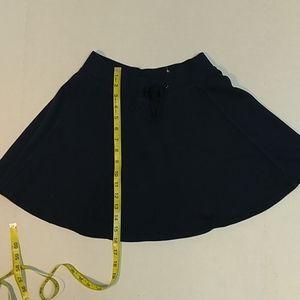 Justice uniform skirt Dark Navy Blue sz 14